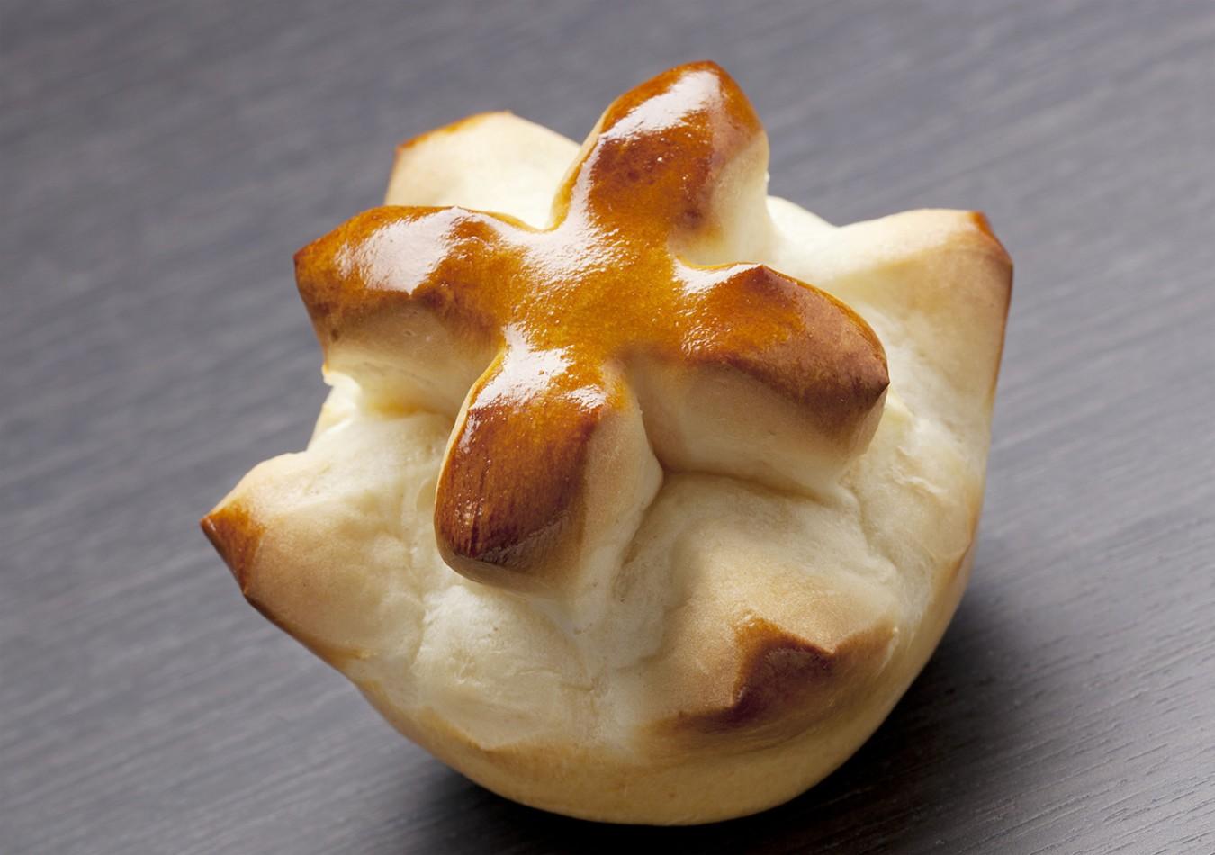 …Tells Lieblingsbrot mit feinem Emmentaler Butter hergestellt