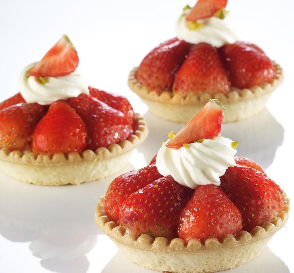…was für eine Verführung die Erdbeeren sind wieder da.